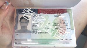 2个月语言I-20 拒签两次后成功获得签证