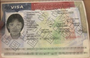 30+K女士申请双录+桥梁+硕士三签拿下美国F1签证