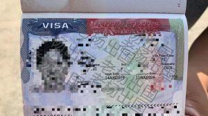 40岁D女士,移民申请中,申请F1,有拒签记录,指导后一次通过